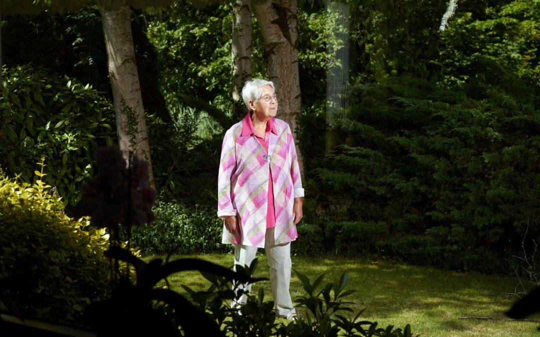 Aanvaard jezelf zoals je bent, zegt Gerda Tolk (86)