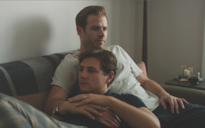 Gay movie played by 2 gays: Sell By.