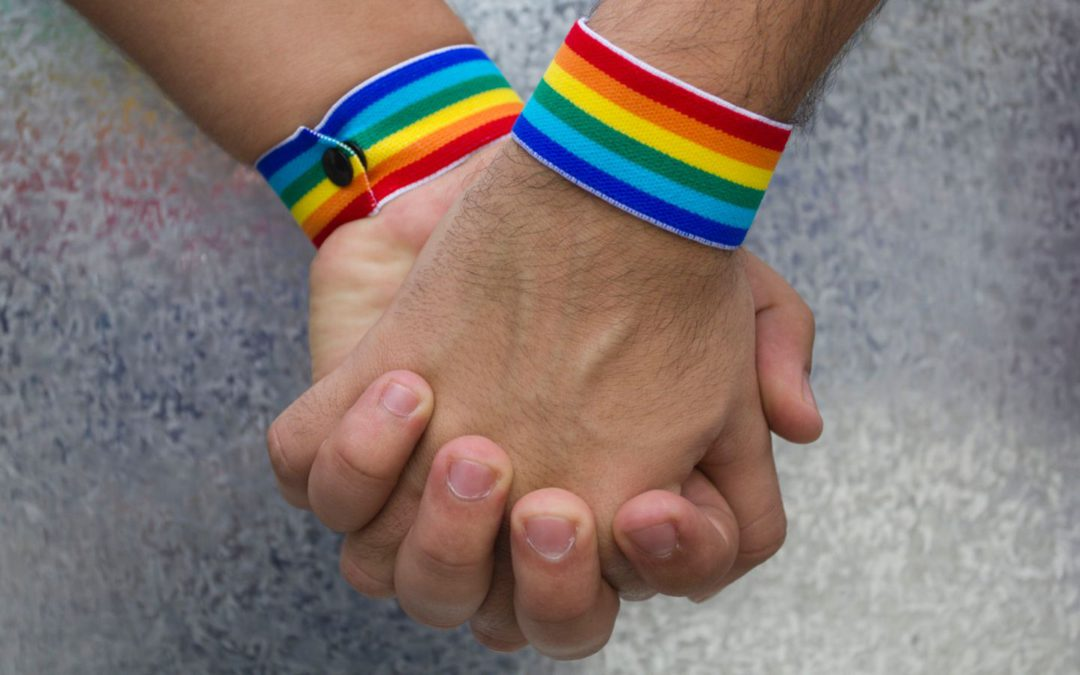 UK's acceptance of gay relationships has 'plateaued'.