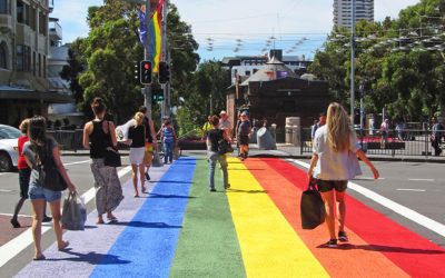 10 most (and least) LGBTQ-friendly cities in the world have been revealed