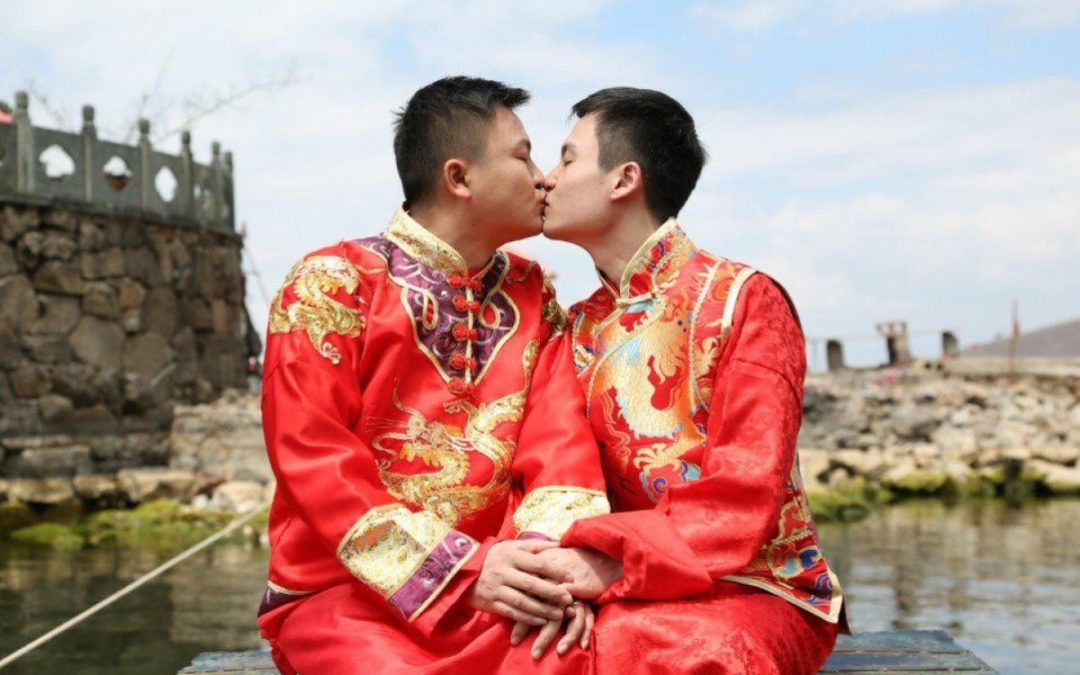 China's LGBT community in push to legalise same-sex marriage