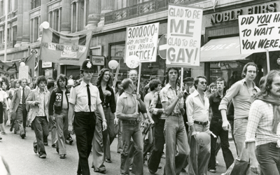 Westminster to celebrate LGBT History Month with City Hall exhibition