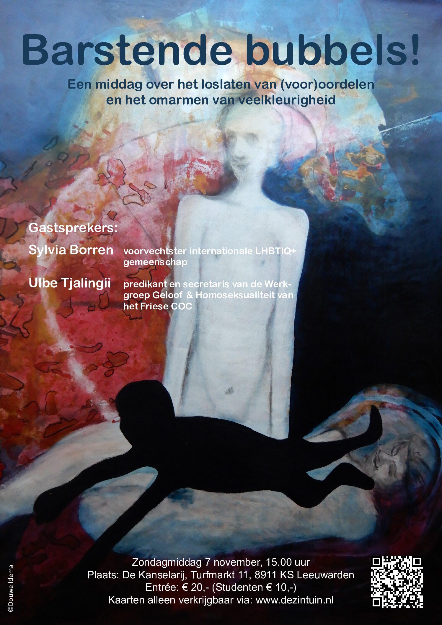 Vierde editie Zintuin sluit aan bij Roze Zaterdag